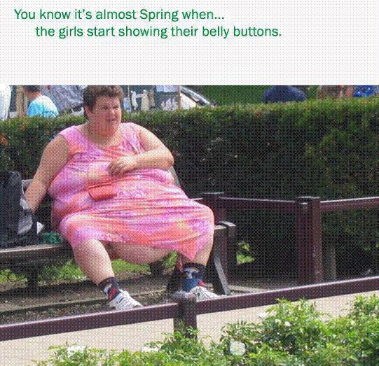 You Know Its Spring
