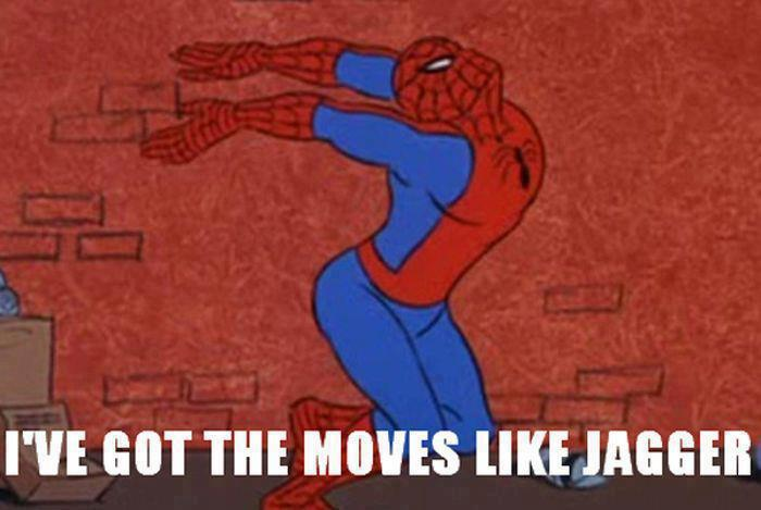 You Nailed It Spidey
