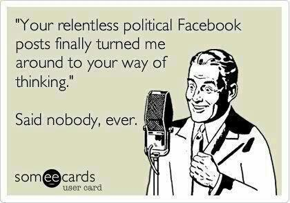 Your Political Facebook Posts